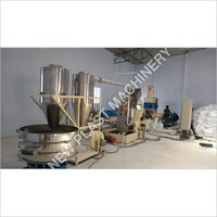 Filler Master Batch Machine