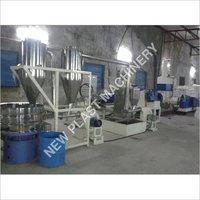 Calcium Carbonate Filler Masterbatch Machine