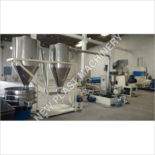 Filler Masterbatch Machinery