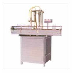 Automatic Twin Head Bottle Filling Machine