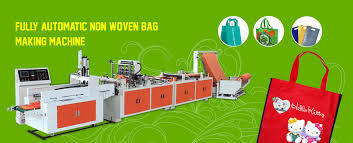 AUTOMATIC NONWOVEN FABRIC BAG MACHINE URGENT SALE IN BAREILLY UP