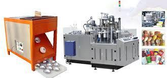 PLASTIC DISPOSABEL MACHINERY MANUFACTURER & SUPPLIER DONA MACHINE URGENT SALE IN BAREILLY UP