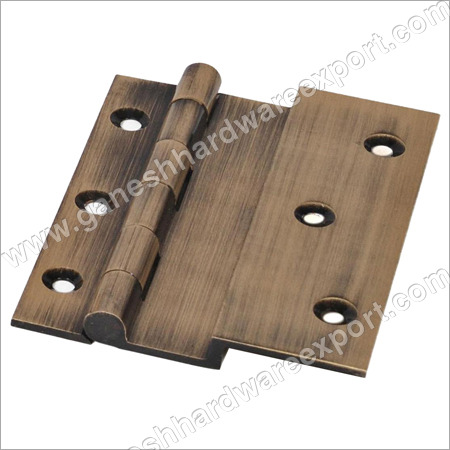 L Type Hinges / Antique Finish