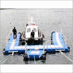 Navy Boat Reparing