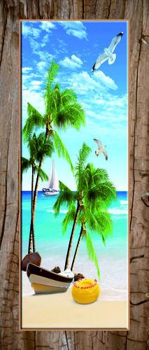 PVC Picture Door