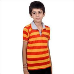 Kids Collared T Shirts