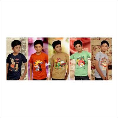 Wax Printed Kids T Shirts