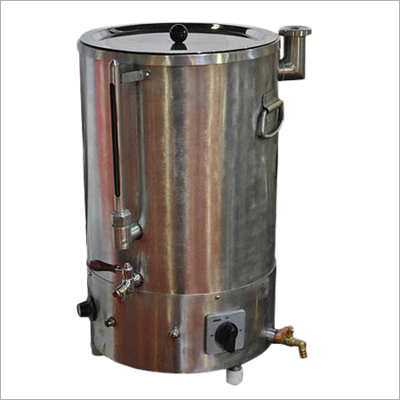 Table Top SS Water Boiler