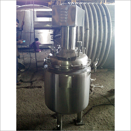 Stainless Steel Mixing Tanks