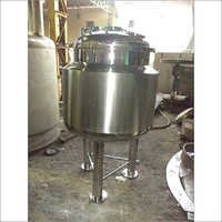 Pharmaceutical Processing Tanks