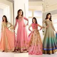 Zubeda (POSH Collection) Anarkali Suits Wholesale