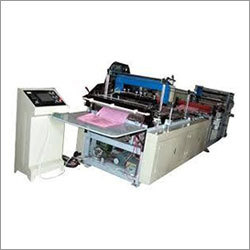 fulliautomatic non woben fabric bags making machine urgent sale in surat gugrat