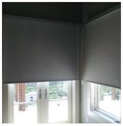 BLACKOUT PRINTED ROLLER BLINDS