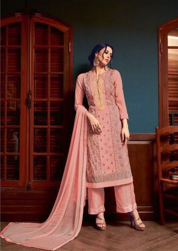 sahiba catalog georgette work suits wholesale