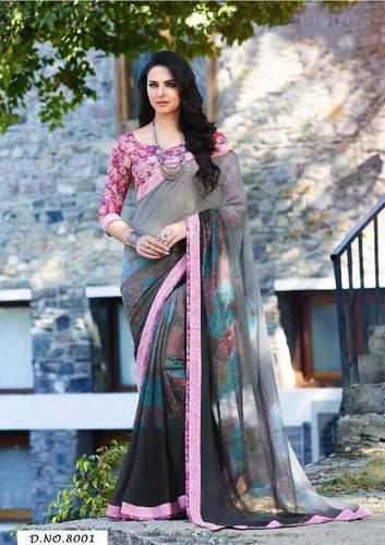 Latest Designer Party Saree