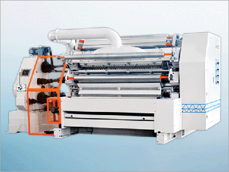 Double Roller Single Facer Machine