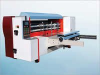 Lead Edge Feeder Rotary Die Cutting Machine