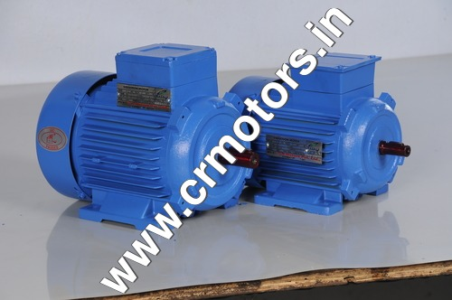 Three Phase AC Electric Motors