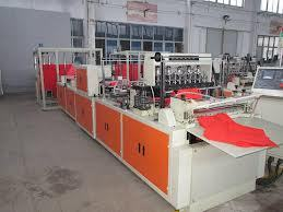 NON WOBEN FABRIRC BAGS MACHINE FOR SALE IN MEERUT UP