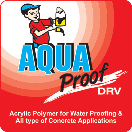 Water Proofing & Concrete Chemicals