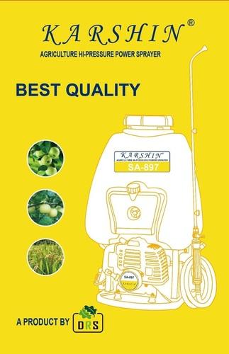 Karshin SA-897 High Pressure Sprayer