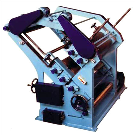Double Profile High Speed Corrugation Machine