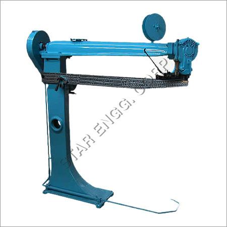 Angular Straight Box Stitching Machine
