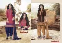 jodha Patiala Suits