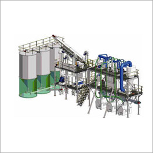 Dry Fractionation unit