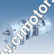 Geared AC Motors