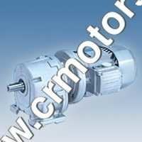 Axial Helical Geared Motor
