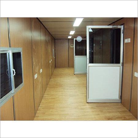 Site Office Portable Cabin