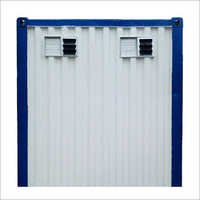 Portable Toilet Container