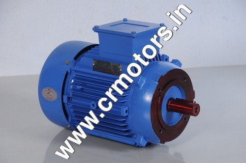 Vertical Face Mounted Motor