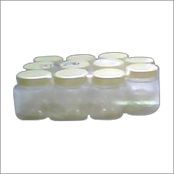 Small Plastic Jars