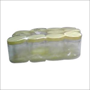 Clear Plastic Pet Jars