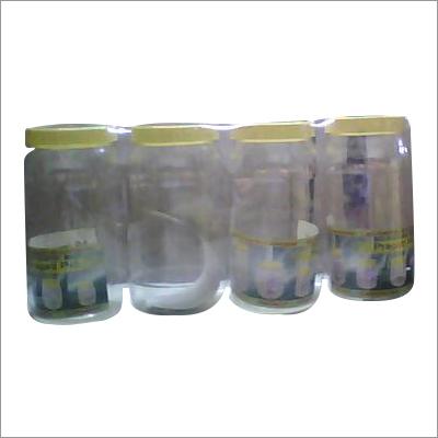 Printed Pet Jars
