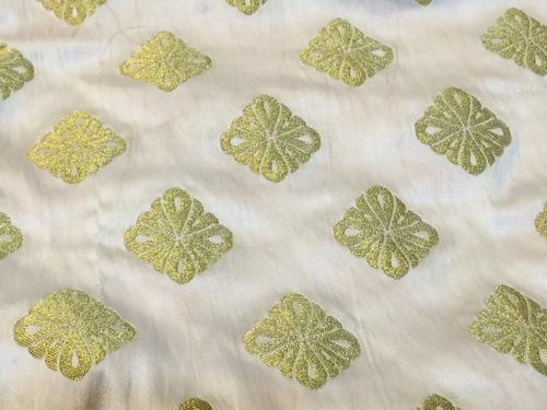 Designer Printed Satin Fabric
