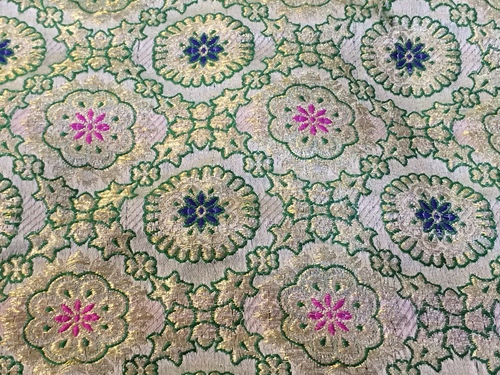 Fancy Brocade Fabrics