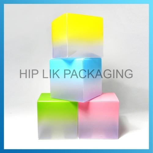 PP folding box