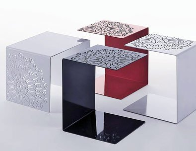 Designer Glass Center Table