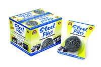 Stainless Steel Scrubber (Steel Fiber)