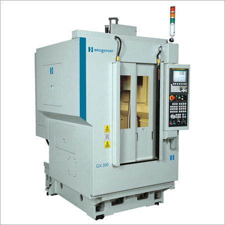 Semi Automatic Vertical Machining Centers