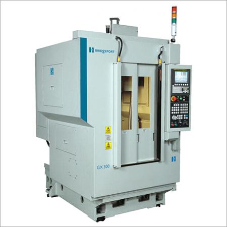 Semi Automatic Vertical Machining Centers