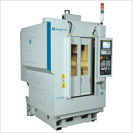 Vertical Machining Centers - Compact