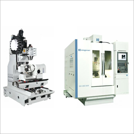 5 Axis Vertical Machining Centers