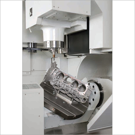 Axis Vertical Machining Centers