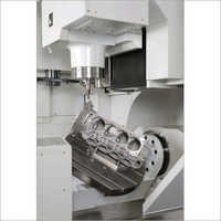 Semi Automatic Axis Vertical Machining Centers