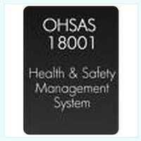 OHSAS 18001:2007 Certification