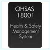 OHSAS 18001 : Certification